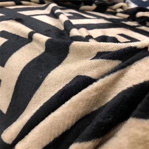 Fashion LetterFF Blanket Multifunctional Shawl Bath Towel Flannel Blanket Luxury Tide LetterX Air Conditioning Rugs Free Shipping