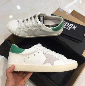 2020 Designer Shoes Golden Women Men Gooses Platform Shoes Basketball Loafers Clog Plate-forme Kanye Running Sneakers Leather Suede Dress Sh