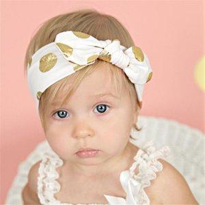 새로운 화려한 보헤미안 신생아 유아 머리띠 리본 탄성 아기 머리 장식 키즈 헤어 밴드 소녀 활 매듭 머리띠 액세서리