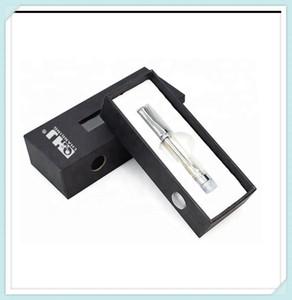 OEM-Box Kundenspezifische Kartuschenverpackung Kartonspritze Blisterverpackung Logo-Druckservice für alle dicken Oil Vape-Kartuschen OEM-Kindersicherung Vape