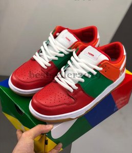 Chunky Dunky x Ben and Jerrys dunk low 7 eleven Instant Women Mens Running Shoes Sneakers Ben & Jerrys SB Skateborad with Originals Box