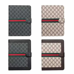 Tablet Cover Designer iPad Caso elegante Carteira de Couro Vertical flip caso capa para iPad New 9,7 2.017 2.018 Air 2 3 4 5 6 7 Ar2 Mini 4 3 2
