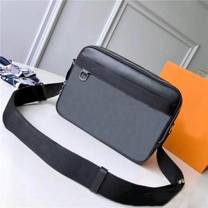 New.0087. Messenger Small Postman Bag para Subling, adecuado para la elección de moda de la vida cotidiana: 26x18x4cm