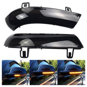 Dinâmica transformar a luz do sinal para VW Passat B6 GOLF 5 Jetta MK5 Passat B5.5 GTI V Sharan Água Corrente Blinker Flashing Light