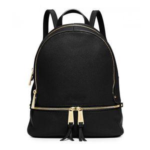 Designer- backpacks designer 2019 fashion women lady black red rucksack bag charms free shipping