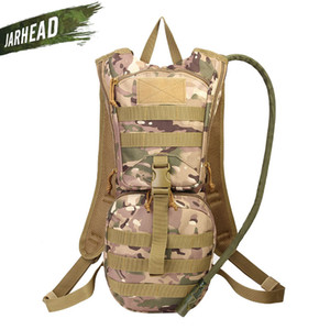 Outdoor Tactical Water Bag Sport Backpack Riding Camel bags Backpack Hydration Military Pouch Rucksack Camping Bicycle Pack
