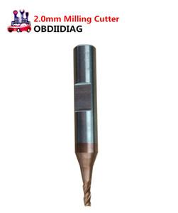 2,0mm Fraise pour Mini Condor Condor IKEYCUTTER XC-002 / V8 / X6 clé Machine de découpage