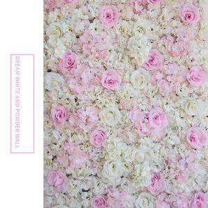 Rosa artificial 40x60cm personalizado cores seda rosa flor parede decoração decoração cenário artificial flor romântico EEE1587