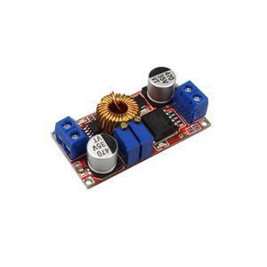Inteligente Eletrônica Não-Isolado Corrente Constante E Voltagem de Lítio Carregador Módulo de Alimentação 5A LED Driver XL4005