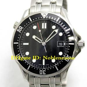 15 Estilo quente com Femininos Box 300M Co-Axial SS Analog SS 212.30.41.20.01.002 Professional Asia 2813 movimento mecânico relógios automáticos