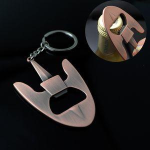 Décapsuleur Porte-clés Antique Ancre Charms Porte-clés En Métal Porte-Outils Outils En Alliage de Zinc Chaîne Porte-clés pour la Fabrication de Bijoux Party Favor Souvenir Cadeau