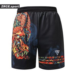 ZRCE Shorts Men Fashion Summer Beach Causal Fitness 3d Print Shorts Brand Clothing Loose Fashion Mens Pattern Funny Trousers Y200519