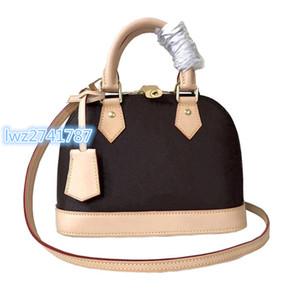Weibliche Umhängetasche Umhängetasche Abendtaschen Mode-Schalentasche Canvas und Leder-Schalentasche Handtasche populäre Frau