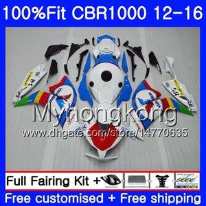 HONDA CBR 1000RR CBR 1000RR Enjeksiyonu 12 13 14 15 16 273HM.17 CBR 1000 RR CBR1000 RR Mavi yeşil ışık 2012 2013 2014 2015
