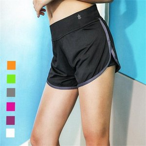 Quick Dry Breathable Yoga Shorts Summer Fitness Training Shorts Women Jogging Running Outdoor Sportswear