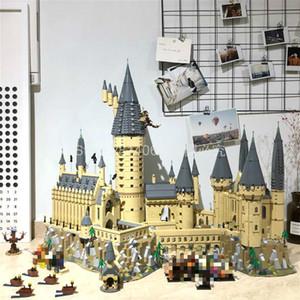 16060 Potter Castle Film verrues Magie H École Modèle 6742Pcs Bloc Briques Jouets Compatible avec 71043 cadeau pour les enfants T200327