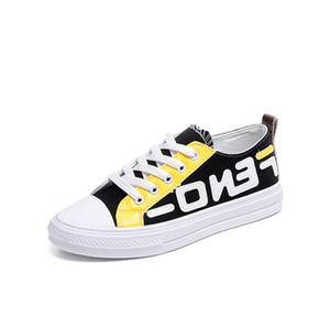 FF fashion designer di lusso scarpe da donna ragazze Ragazzi Fends Bambini Scarpe di tela Studente Sport Palestra Estate Scarpe da tennis Sneakers casual B73104 calde