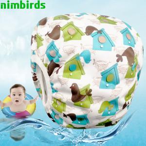 Bebek Swim Bezi Bir Boyut Yüzme bavulları Bezi Nappy Bebek Yüzme Pantolon Mayo Swim Bezi Mayo Toptan Satış