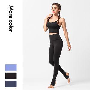 Women Seamless yoga set Fitness Sports Suits GYM Cloth Yoga Sleeveless Shirts High Waist Running Leggings Workout Pants Shirts