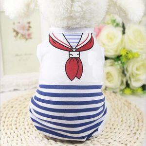 NOUVEAU PET DE CHIEN VÊTEMENTS PUPPY CAT VEST CHEMISES DE PRINTEMENT COUNT DU DUCK DOCK PATJAMAS 100% coton SweatShirt Vêtements pour animaux de compagnie dessin animé