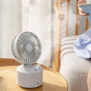 Conditionneur Portable 350ml Mini Arctic USB Cooler Humidificateur Purificateur Aroma Night Light Air ventilateur de refroidissement