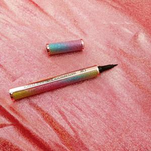 최고의 패션 신제품 QIC 별이 빛나는 하늘 여성 눈 라이너 연필 아이 라이너 빠른 방수 메이크업 아이 라이너 1PC