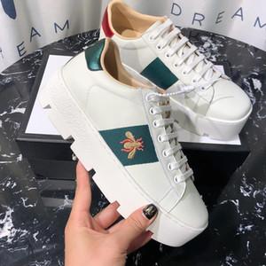 gucci Haute-Top Qualité Femmes Sandales D'été Chaussures serpent Imprimer Slide designer Chaussures De Mode Large plat sandales pantoufle avec la boîte sac à poussière taille