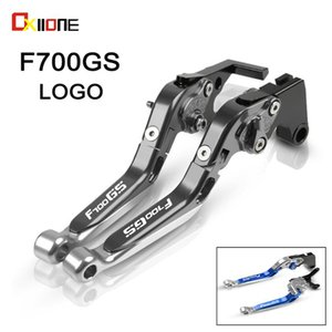 For F700GS F700 GS F 700 GS 2013-2017 Motorcycle Accessories Adjustable Folding extended lever Motos Brake Clutch Levers