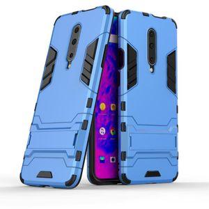 Para o Caso OnePlus 7T Pro Levante Hot stand robusto Combo Armadura híbrido Bracket fresco Holster capa protetora para OnePlus 7T Pro