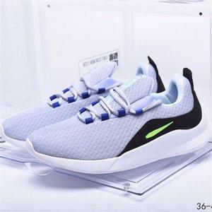 NIKE VIALE London 5th 2020 Nueva VIALE Londres quinta generación de hombres y mujeres ligeras de absorción de impactos cultura deportes zapatos casuales cristales de mar plantilla