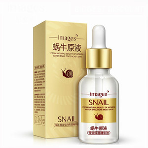 Snail Serum Collagen Skin Moisturizing Repair Facial Care Hydrating Liquid Essence Face Cream For Free Shipping