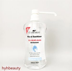 DHL FREE 500ml New Zealand ESSENCE Hand Sanitizers Air Dries Water Free Added Moisturisers Clear Ice quick-dry kids