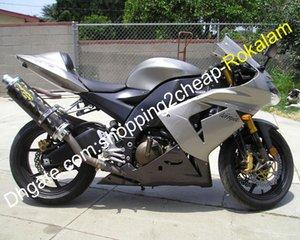 GALIDINGS ZX10R per Kawasaki Cowling Ninja ZX 10R 2004 2005 04 05 ZX-10R Bodywork Fairing Aftermarket Kit (stampaggio a iniezione)