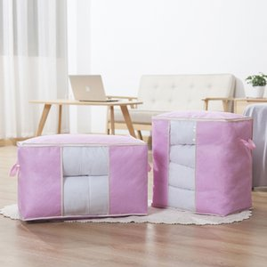 Quilt clothes Packaging storage large size clothes quilt packing packing bag luggage bag portable storage box