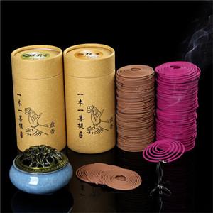 5 Box 480 пластин Природного сандал Coil Incense Rose Ароматерапия Аромат Туалет Цветочных Гигиеническая Fragrance Главный Чайный Декор