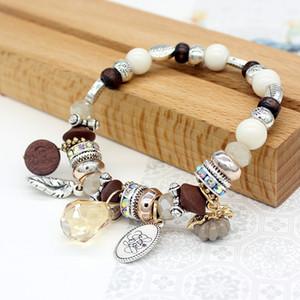 браслет роскошные дизайнерские ювелирные изделия женские браслеты из натурального камня бусины Шарм море сериалы браслет ледяной браслет NE983-3