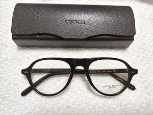 Brand Men High Eyeglass Acetate Glasses Quality OV5406 Gafas de estilo cuadrado EyeGlasses British Optical Myopia Frame Designer WO LLPT