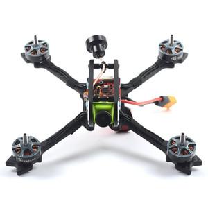SKYSTARS 2019 Edge220 FPV que compite con aviones no tripulados F4 FC OSD 800mW VTX 40A ESC Blheli_32 Caddx Turbo S1 Cámara Flysky IBUS Receptor - BNF