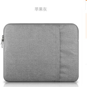 Macio Laptop Notebook Sleeve Case Bag Capa MacBook Air / Pro 11/13/14/15 polegadas Início armazenamento de escritório