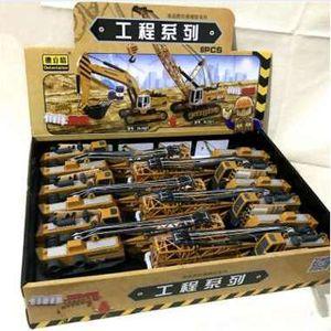 veicoli di costruzione, modello di camion di raccolta, veicoli giocattolo diecast, escavatori, camion giocattolo auto, commercio all'ingrosso