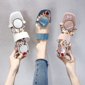 Mini2019 Coarse One Font Cool Otras prendas bajas con zapatillas de mujer