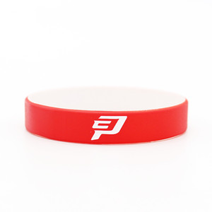 6pcs hgih quality rubber power bracelet silicone bangle basketball sports wristband as paul fans gift