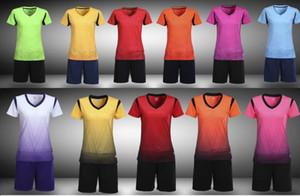 2019 new women Customized Soccer Jerseys With Shorts near me streetwear Trainers cheap Training Jersey Short women online shopping stores