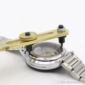 Reloj ajustable de repuesto Tornillo Volver cubierta de la caja de la batería abridor herramientas de reparación de herramienta de la llave del reloj