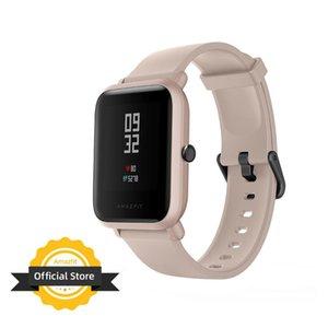 Versão em acionários globais Amazfit Bip Lite relógio inteligente de 45 dias Battery Life 3ATM de resistência à água Smartwatch Para Xiaomi Nova 2019
