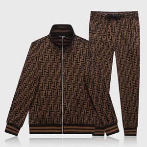 Freies Verschiffen Luxuriös-Designer Hoodies Laufen Set 2020 Sets Sweatshirt Trainingsanzug Anzüge Herrenmäntel Jacken Beiläufige Sweatshirts Femme Kleidung