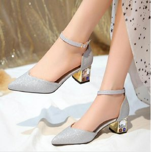8Summer fashion collection paired with high heels party wedding shoes bridal jewelry shoes