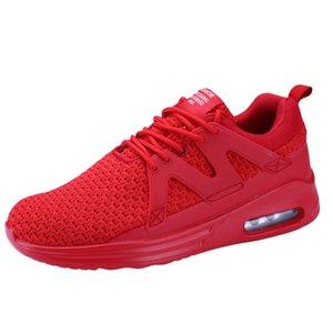 SAGACE Hommes Chaussures Outdoor Mesh Fashion Casual Lace Up respirant Courir confortables Soles Chaussures de sport d'été 2020 X1226