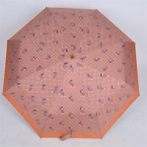 Automatically Opens And Closes The Umbrella Umbrella Gift Folding Fashion Outdoor UV Protection Sunshade Luxury Umbrella With Gift Bo