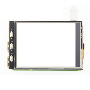 3.2 inch MHS TFT GPIO LCD Module Screen Display with Touch Panel Support 125MHz SPI Input for Raspberry Pi